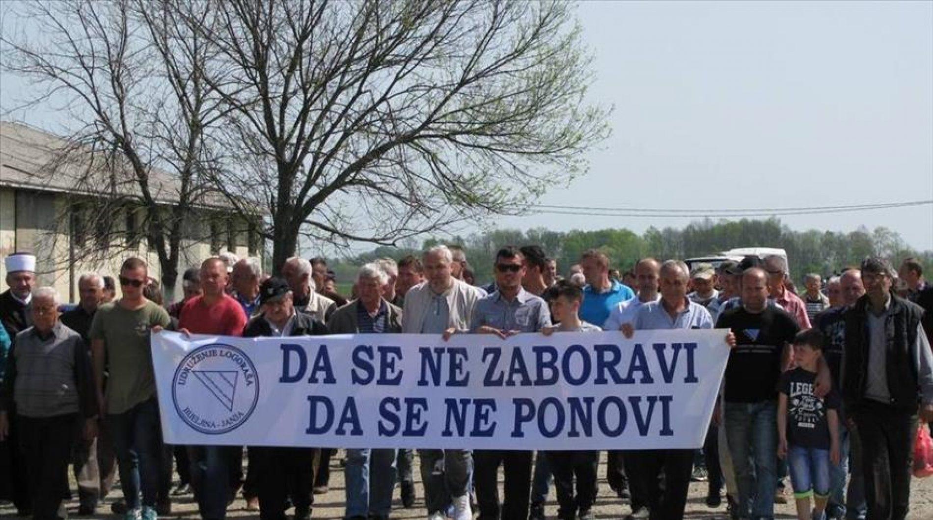 Obilježena godišnjica formiranja zloglasnog logora 'Batković'
