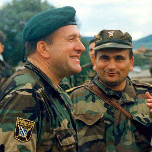 """Riječi podrške: Pripadnici Odreda """"Lasta"""" – Generale, uz tebe smo!"""