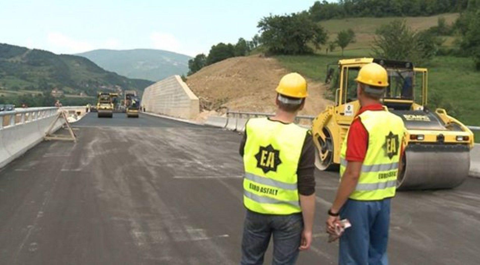 Bosanski Euro-Asfalt u Hrvatskoj potpisao ugovor vrijedan 220 miliona kuna