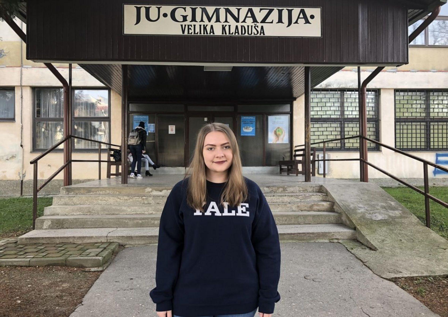 Bosanska pamet: Hana Galijašević primljena na pet prestižnih univerziteta u SAD-u