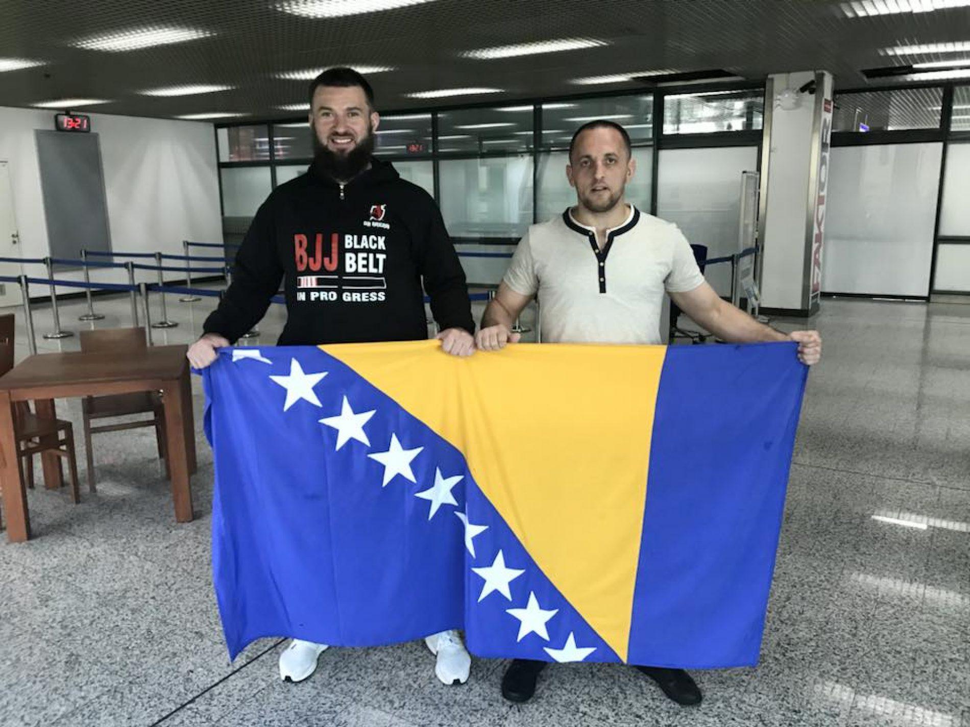 Almir Kapić svjetski prvak u brazilskoj džiju-džici!