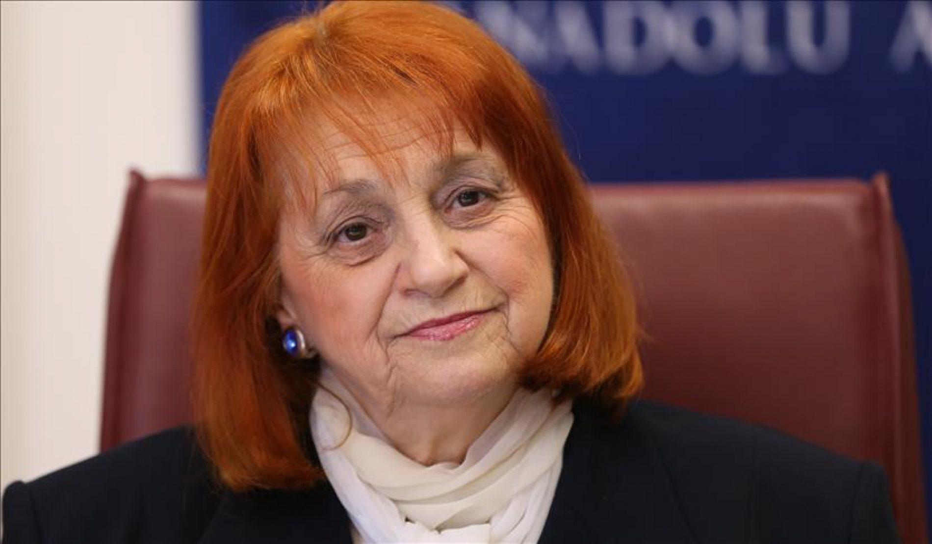 Ljubica Berak: Kada bi zatrebalo opet bih stala na branik odbrane Bosne i Hercegovine