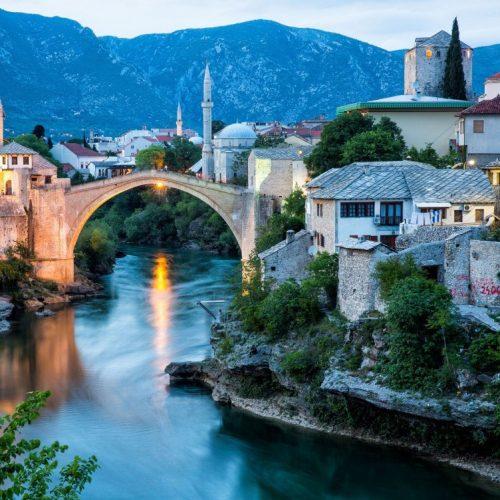 National Geographic uvrstio Mostar na listu 25 kultnih evropskih gradova