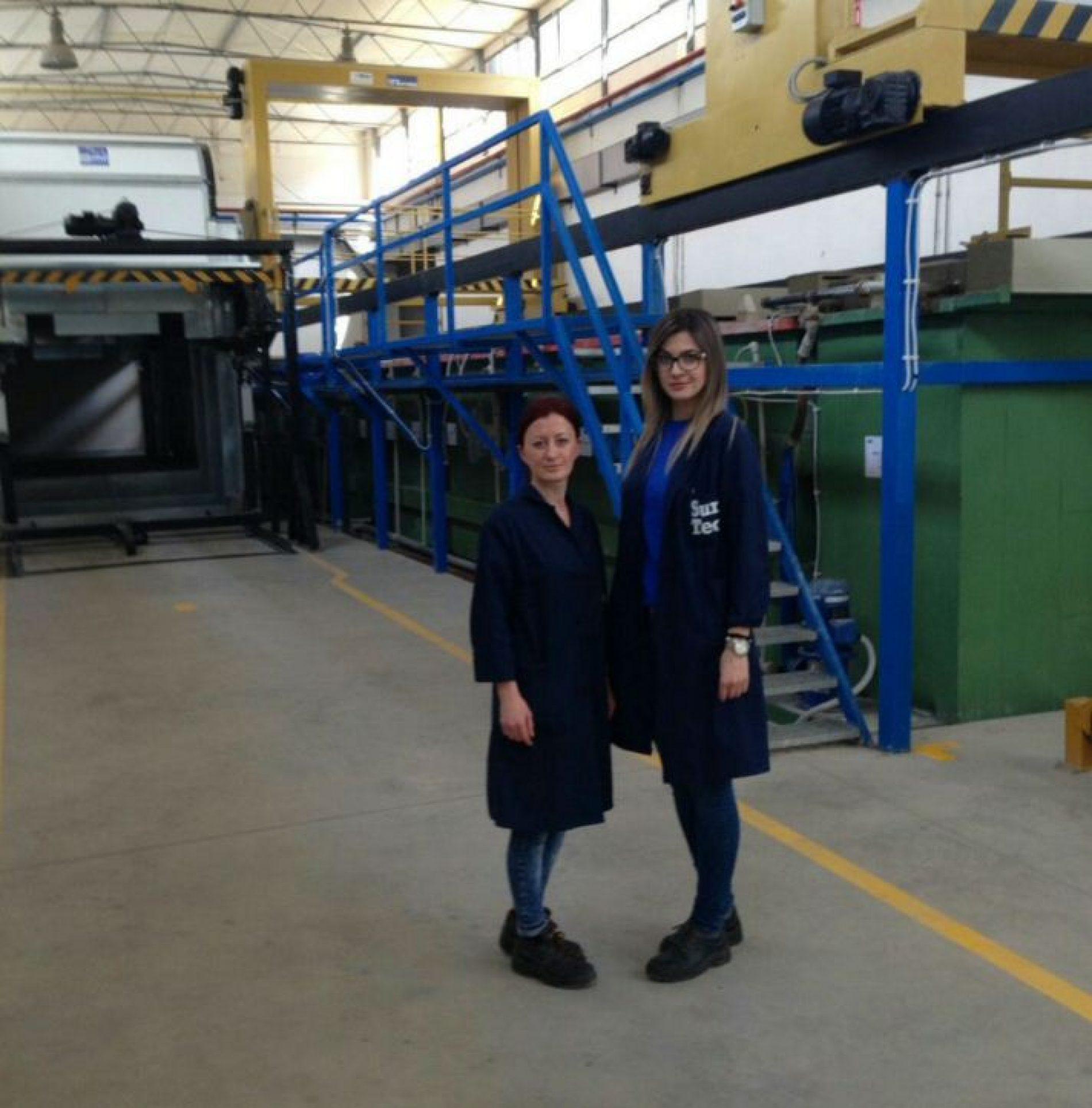 SurTec-Eurosjaj: Bosanska firma koja pokreće firme u regionu. Proizvode za Ford, BMW, Audi