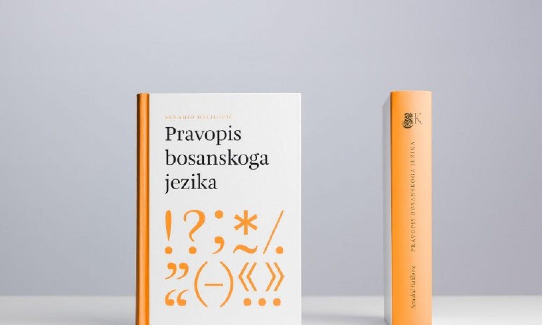 Uskoro predstavljanje novog izdanja Pravopisa bosanskoga jezika