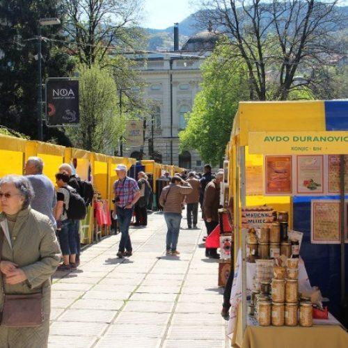 U Sarajevu sutra počinje Sajam malih porodičnih firmi