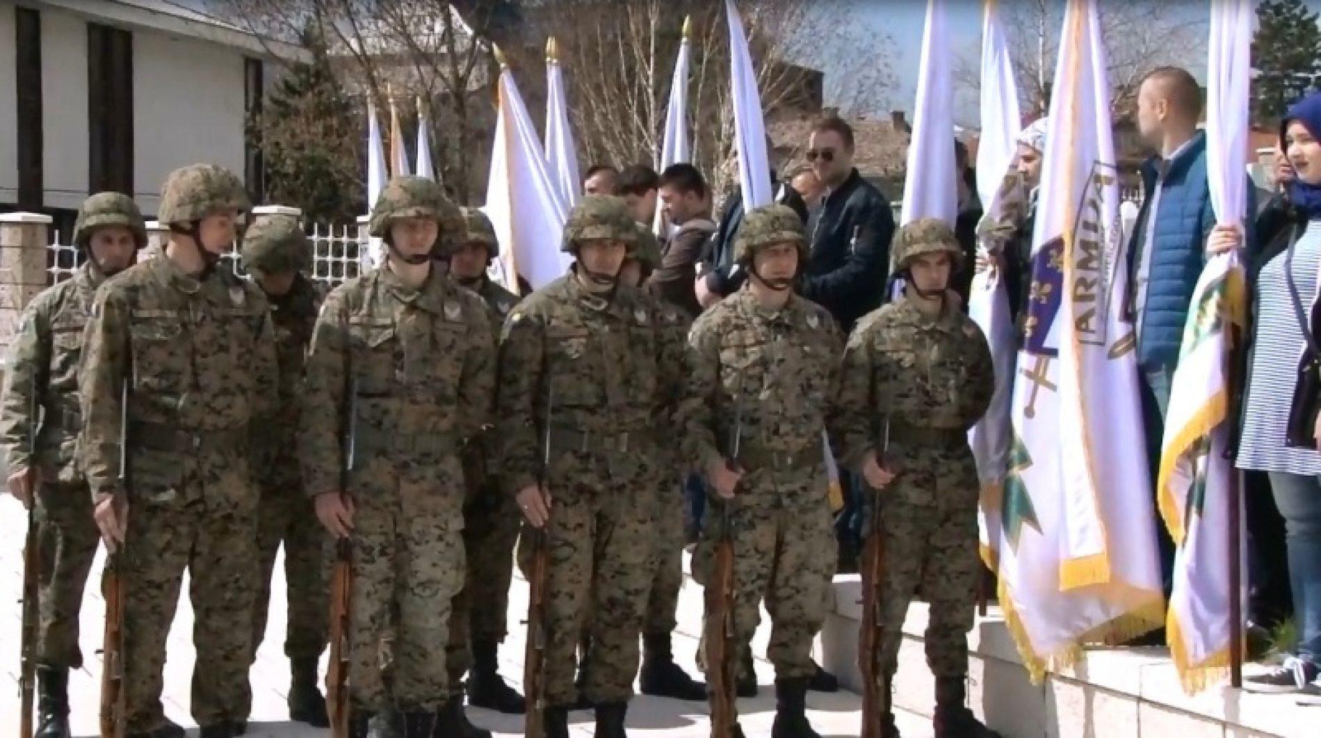 U Travniku obilježena godišnjica 7. Korpusa Armije Bosne i Hercegovine (VIDEO)