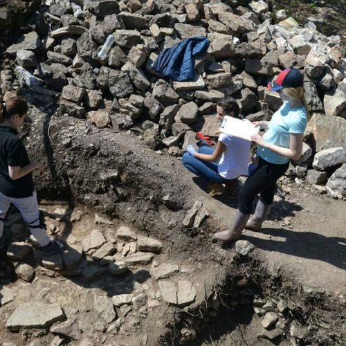 Privode se kraju istraživanja na lokalitetu Srednjovjekovnog grada Dubrovnika