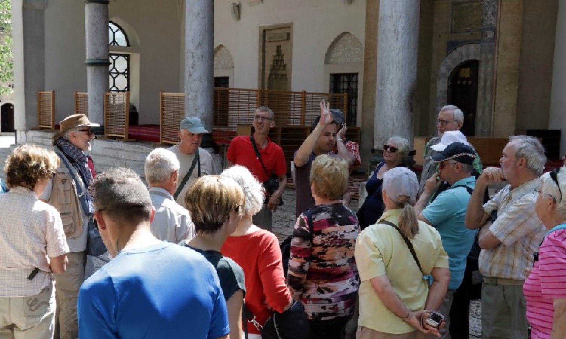 Praznik u Sarajevu – Na ulicama najviše turista