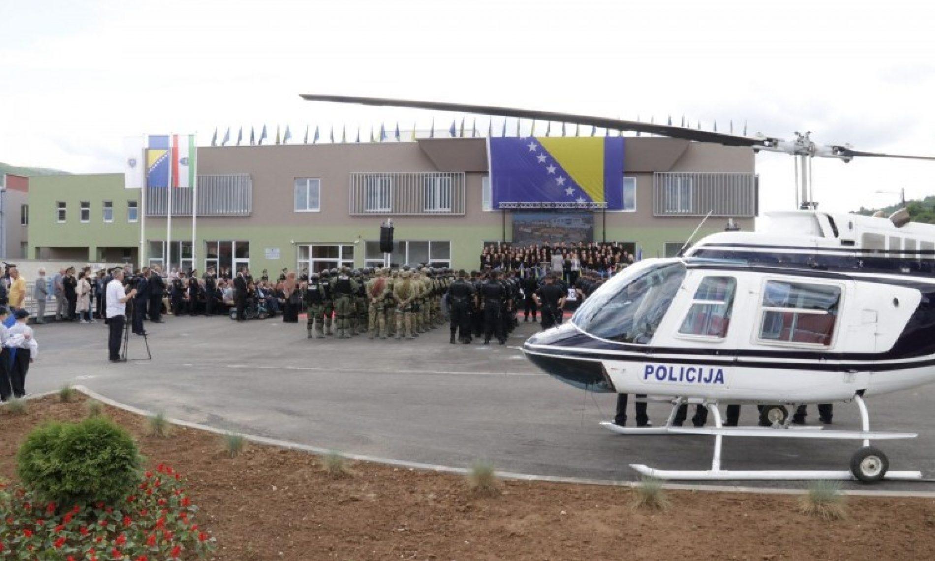 Otvoren savremeni centar za policijsku obuku vrijedan 8 miliona KM (VIDEO)