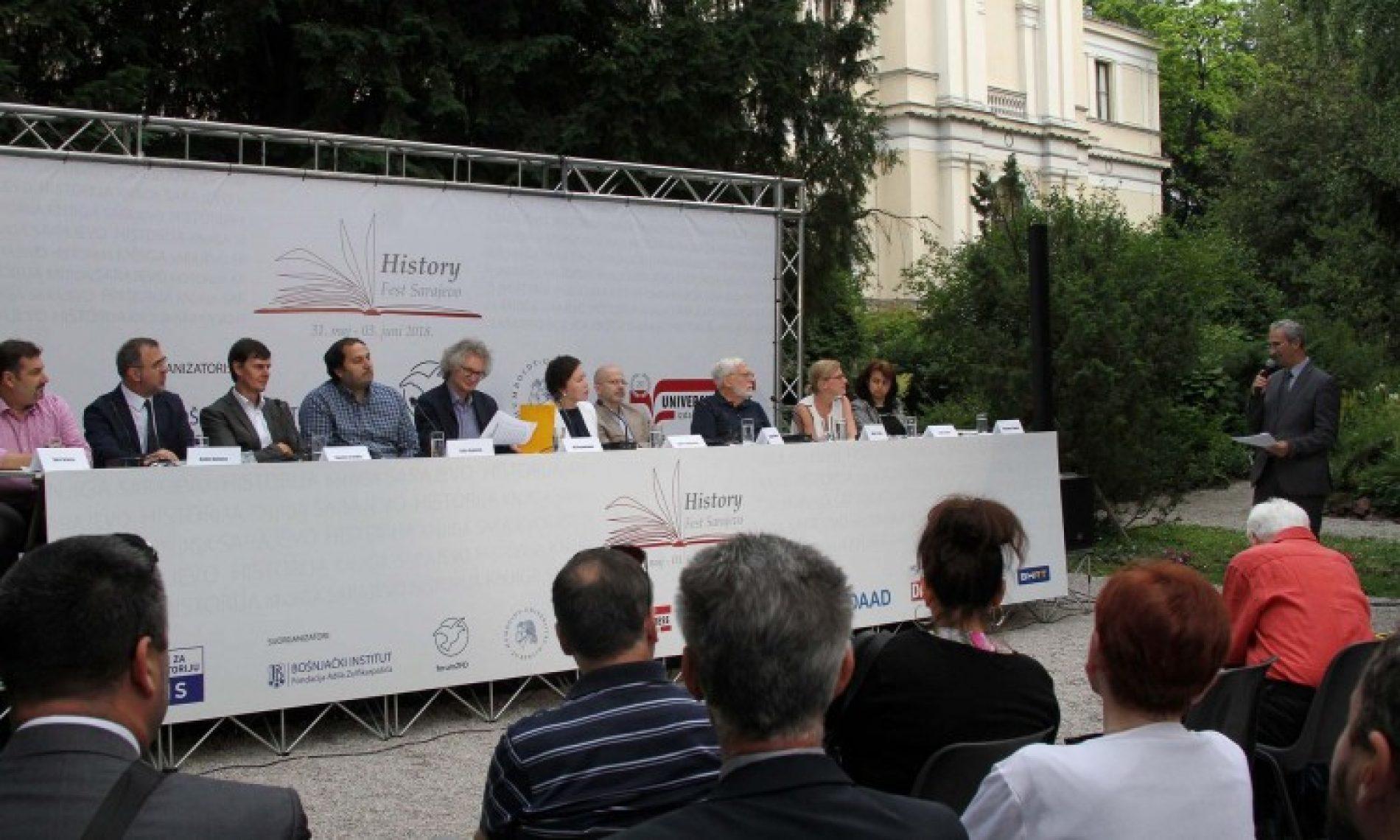 U Zemaljskom muzeju Bosne i Hercegovine otvoren History Fest