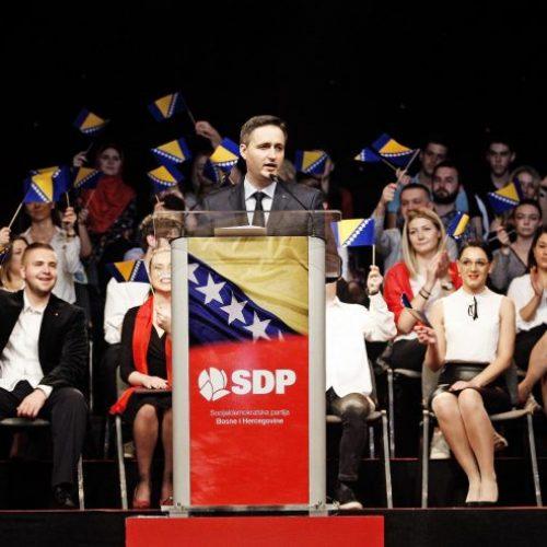 Zvanično! Denis Bećirović kandidat za člana Predsjedništva Bosne i Hercegovine
