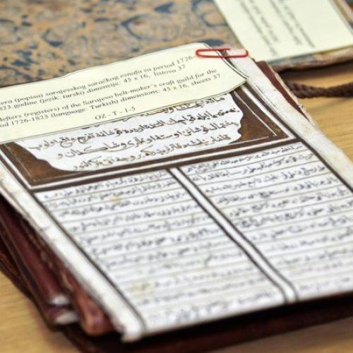Obilježeno 70 godina postajanja Historijskog arhiva Sarajevo (VIDEO)