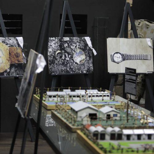 U Sarajevu otvorena izložba o satovima iz masovnih grobnica u Krajini