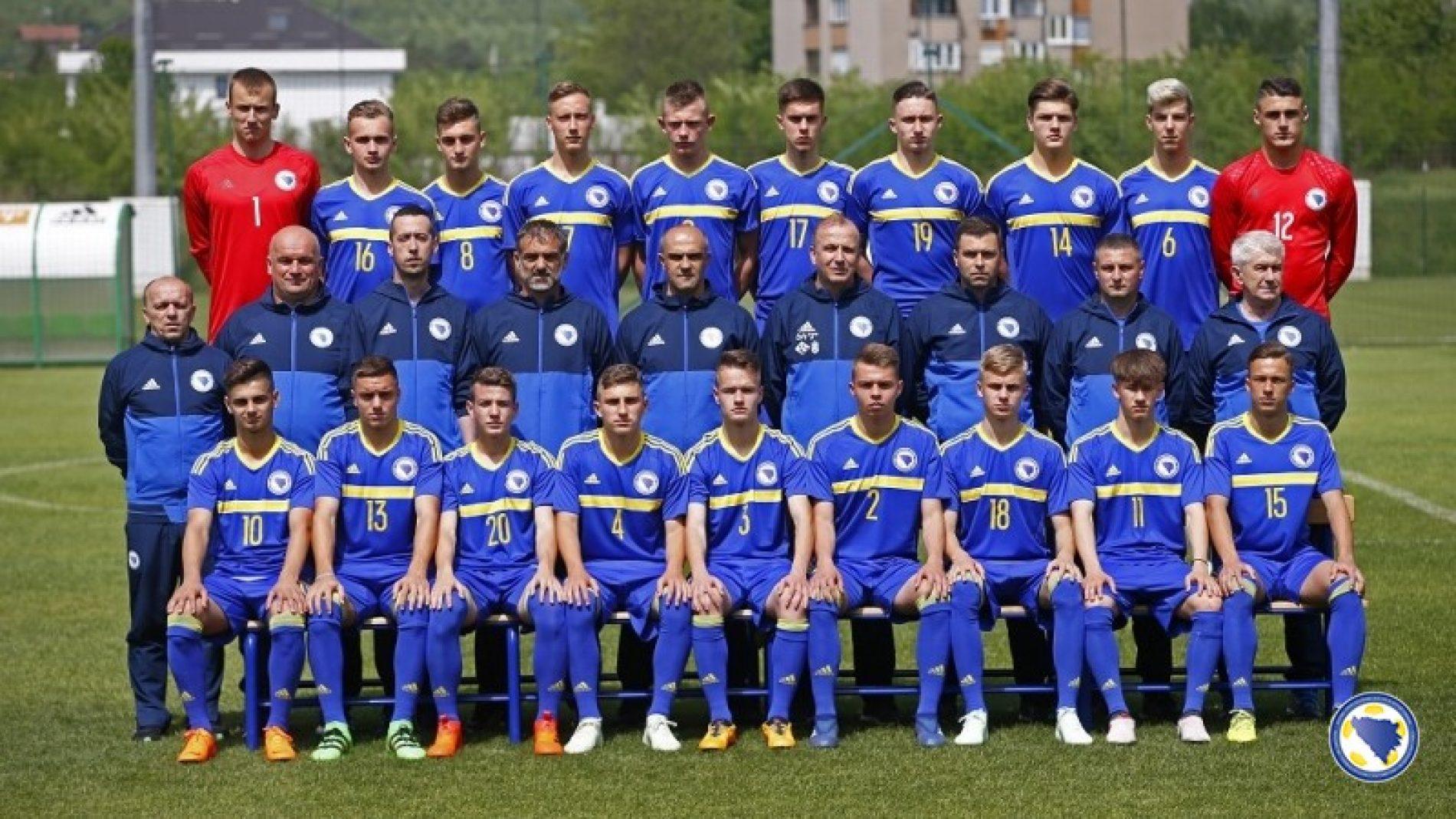Pobjeda kadetske reprezentacije Bosne i Hercegovine na otvaranju Eura!