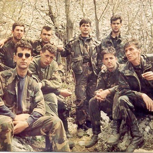 """Pripadnici Odreda """"Lasta"""": U ratu smo imali srce i humor, to je bilo dovoljno"""