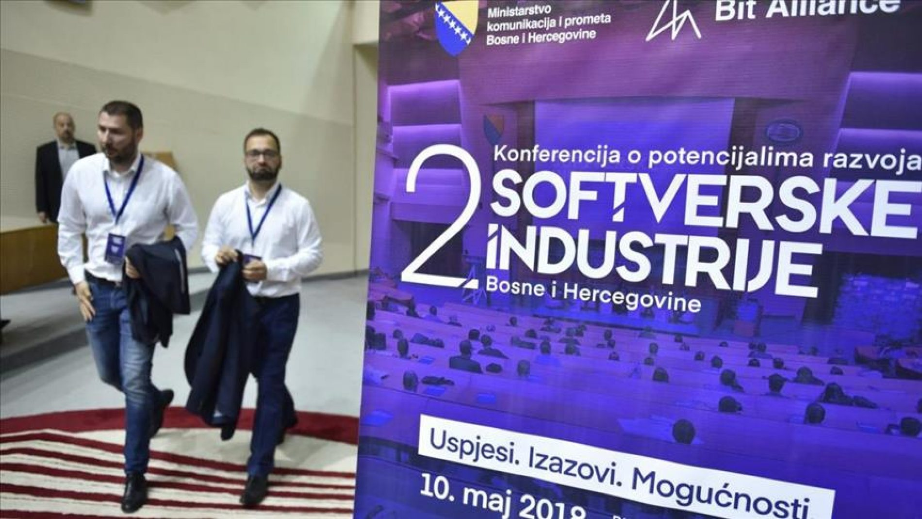 Razvoj softverske industrije je velika ekonomska šansa za Bosnu i Hercegovinu