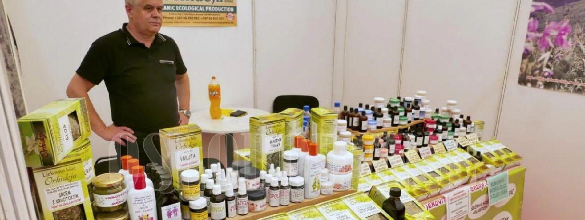 Ljekoviti proizvodi iz Bihaća za Emirate