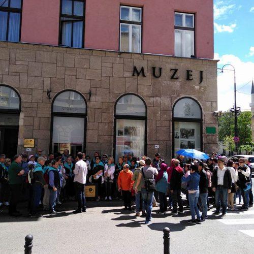 Sarajevo: Sve više turista u Starom Gradu