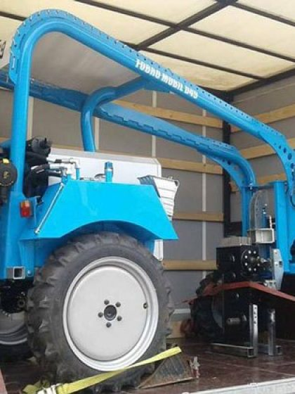 Firma iz Maglaja izvezla prvi traktor proizveden u Bosni i Hercegovini