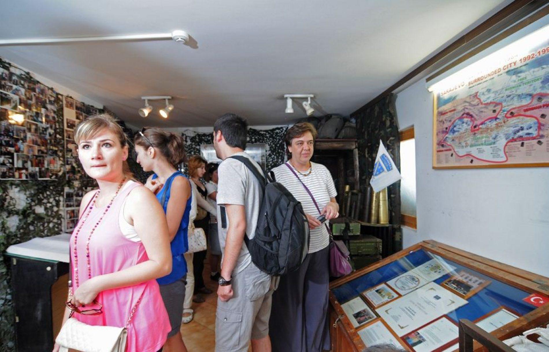 """""""Tunel D-B"""" godišnje posjeti 130.000 posjetilaca"""