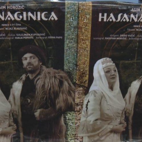 Opera 'Hasanaginica' u subotu će biti izvedena u Tuzli (VIDEO)
