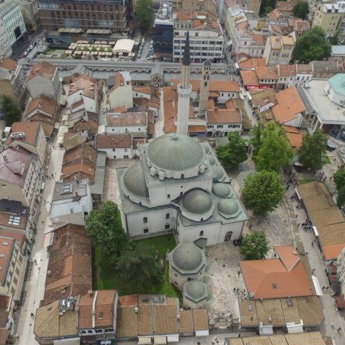 Sarajevska ljepotica koja 500 godina prkosi vremenu (VIDEO)