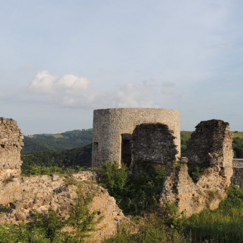 Stari grad Bužim (FOTO)