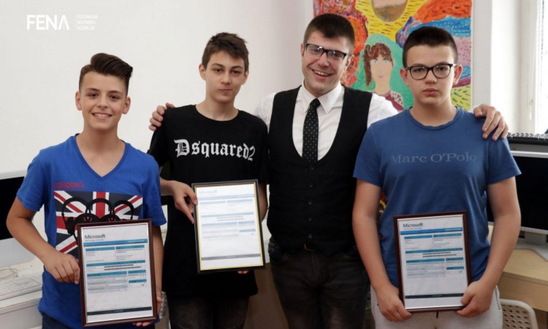 Dječaci koji imaju 13 godina i zvanje IT profesionalaca (VIDEO)