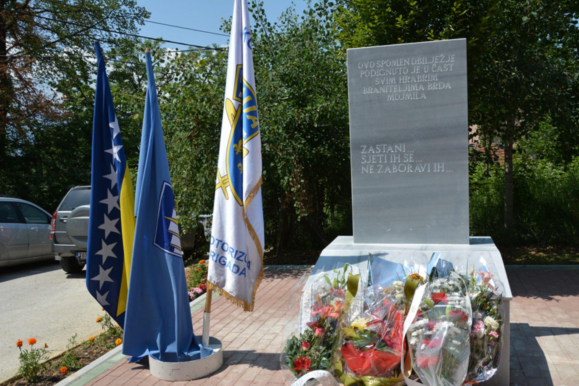 Sarajevo: Obilježena godišnjica odbrane brda Mojmilo i bitke za vodovod