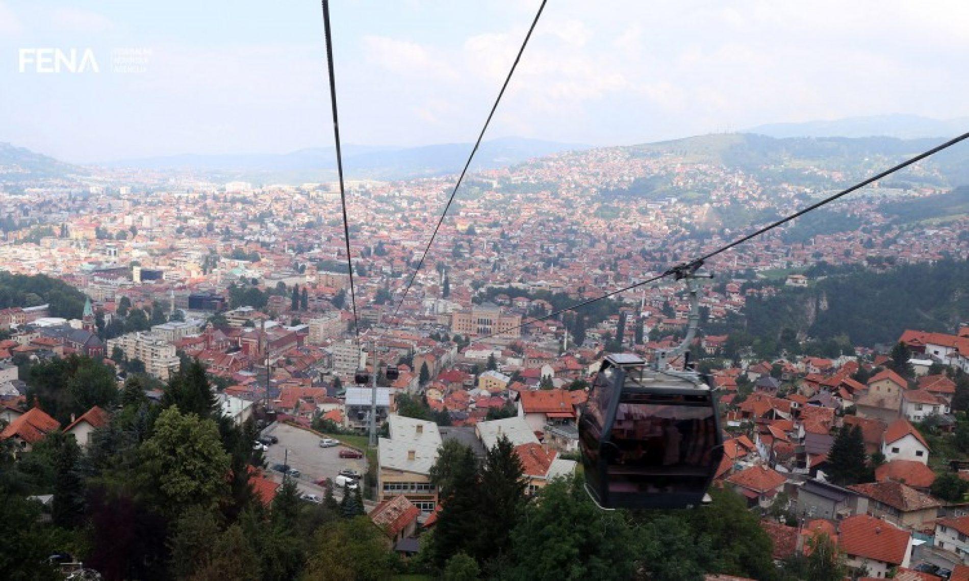 Za četiri mjeseca Trebevićka žičara prevezla gotovo 400.000 putnika