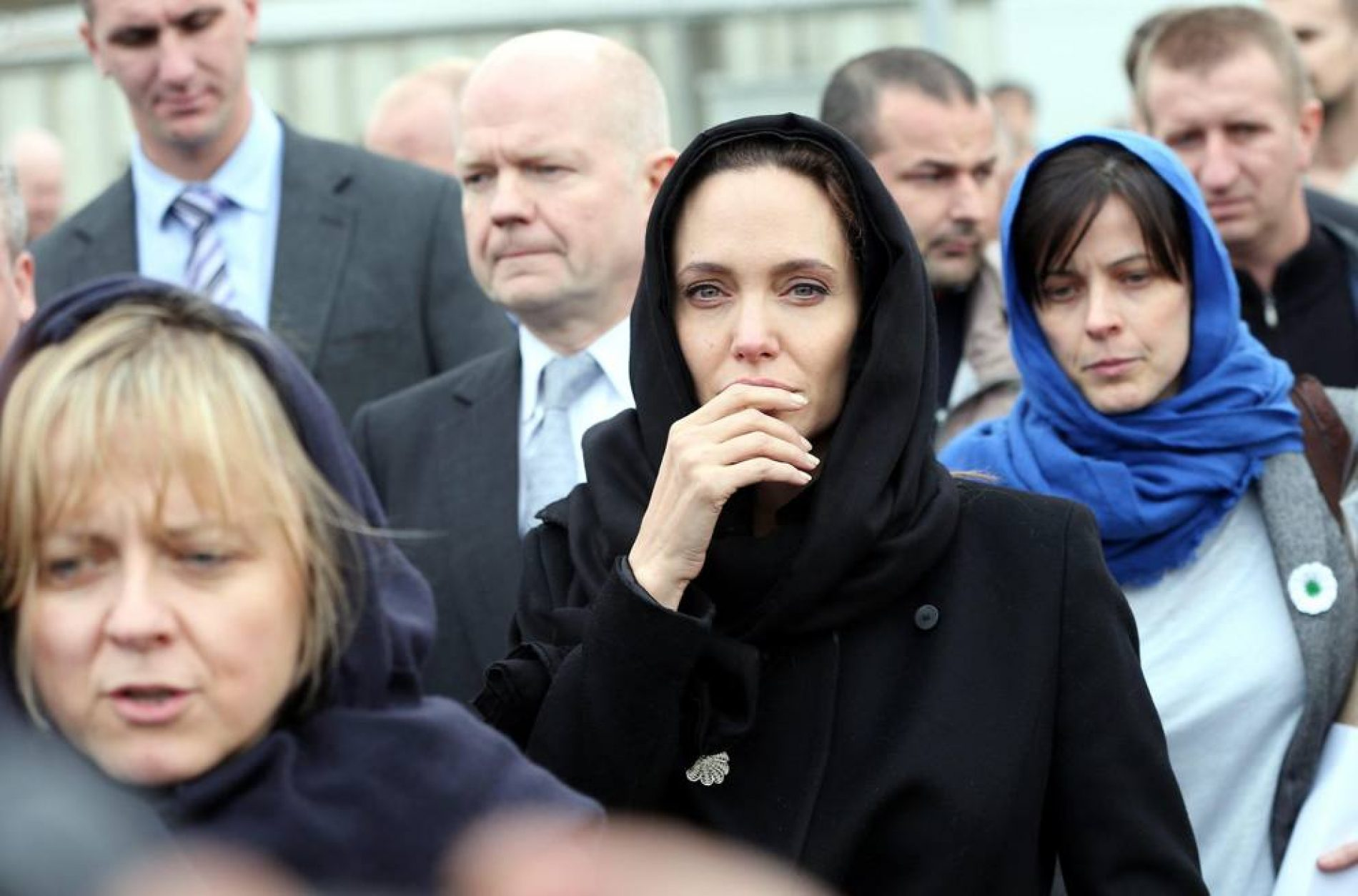 Angelina Jolie: Nikada nisam srela više hrabrijih, dostojanstvenijih i otpornijih žena od Majki Srebrenice