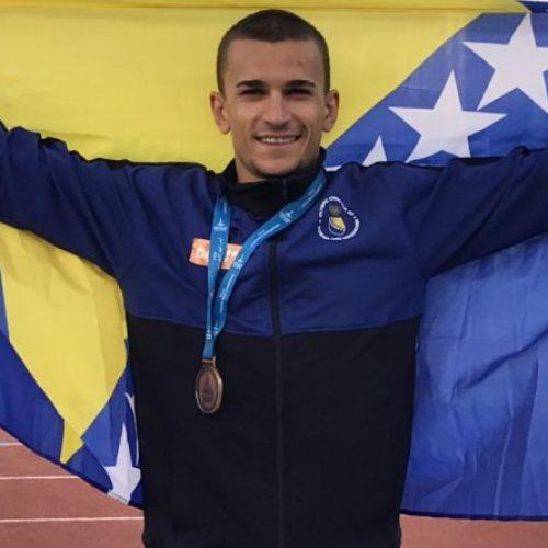 Nove medalje Bosne i Hercegovine na Mediteranskim igrama: Bronza za Mujezinovića i Mileusnića