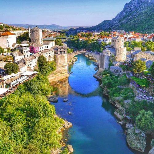 Mostar: Na današnji dan svečano otvoren obnovljeni Stari most
