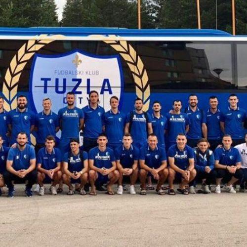 'Cvijet Srebrenice' na grbu novog premijerligaša FK Tuzla City (VIDEO)