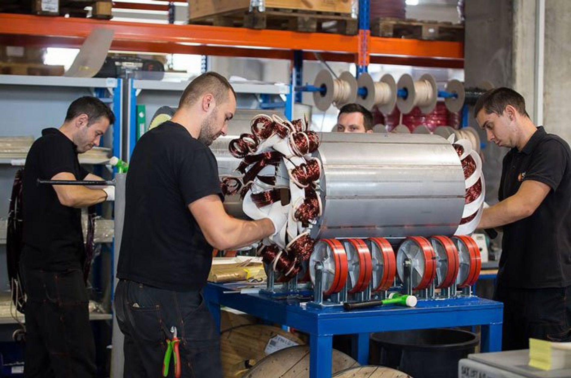Elin Motors Bosnia – U Živinicama proizvodi vjetrogeneratore za kupce širom svijeta