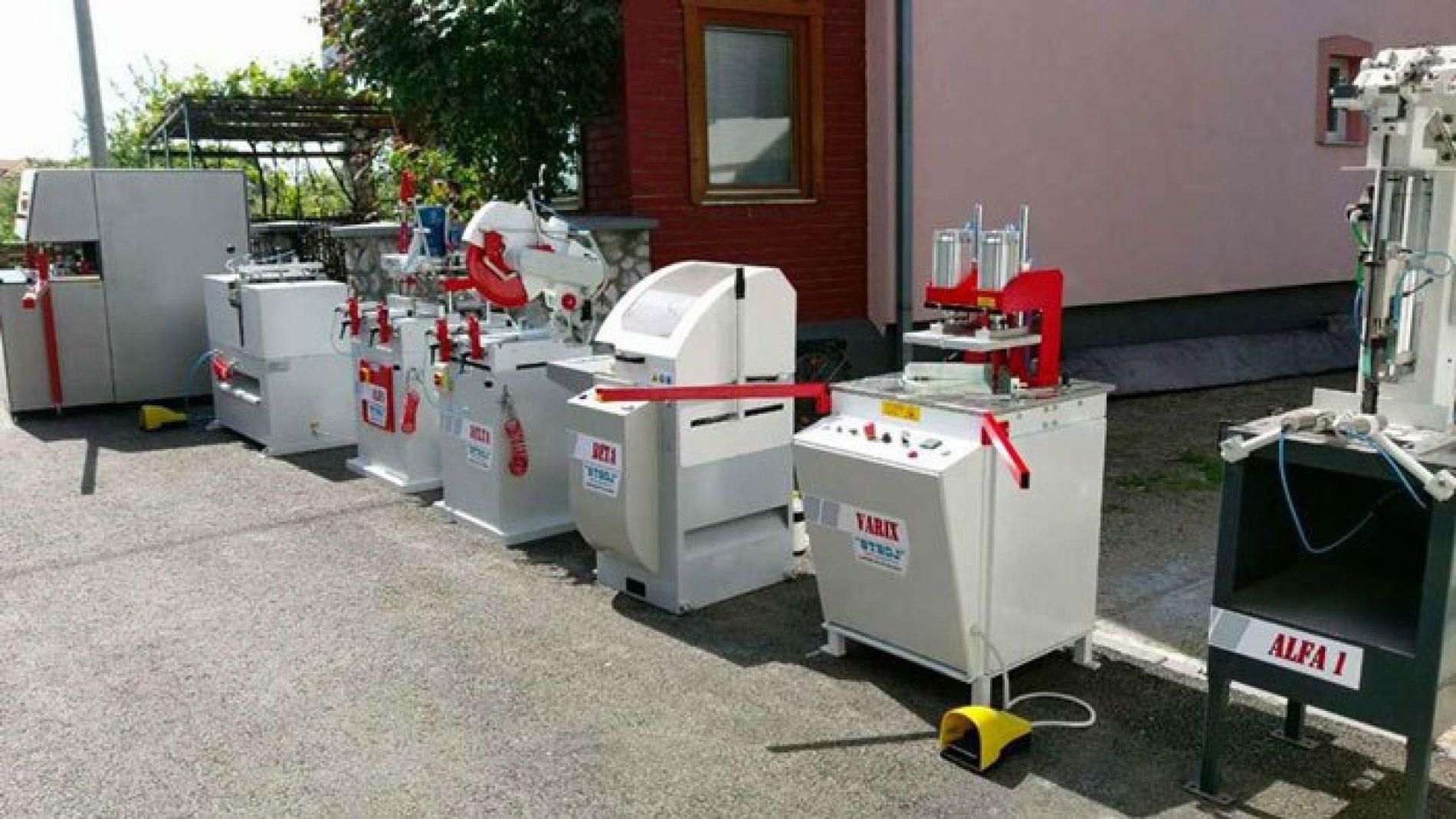 Od Njemačke do Turske jedini proizvode mašine za PVC industriju