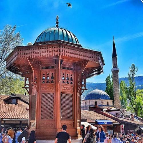 U junu u glavnom gradu Bosne i Hercegovine turisti iz 136 zemalja svijeta