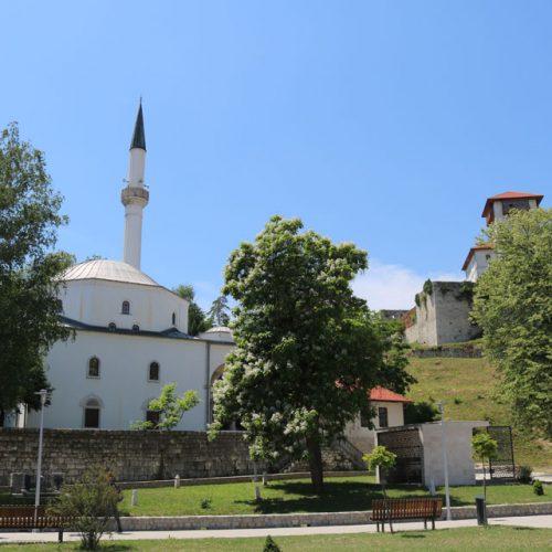 Husejnija džamija u Gradačcu