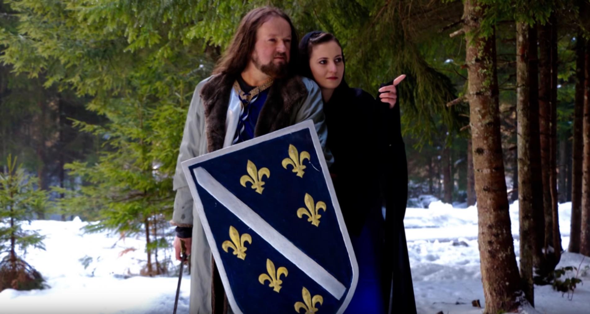 Slovo o Bosni: Priča o posljednjem bosanskom vitezu (VIDEO)
