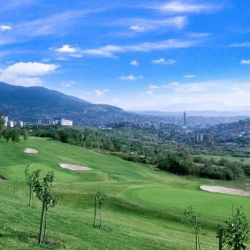 Golf teren u Sarajevu među trideset najljepših na svijetu