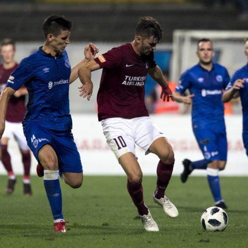 Željezničar i Sarajevo na Grbavici remizirali 2:2