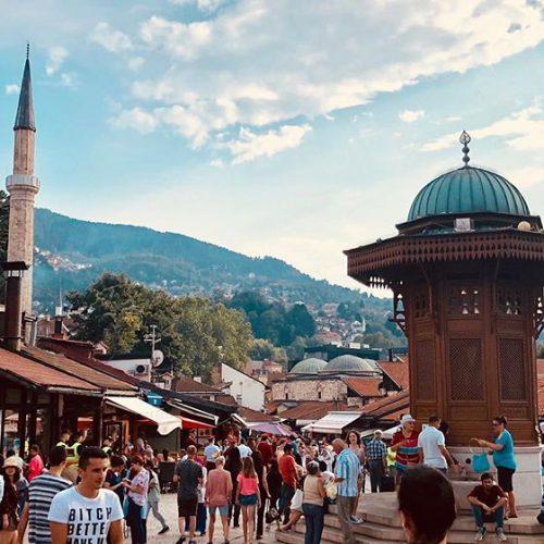 Sarajevo – 50 hiljada registrovanih turista u prvih 10 dana augusta! SFF dovodi nove goste i dobit