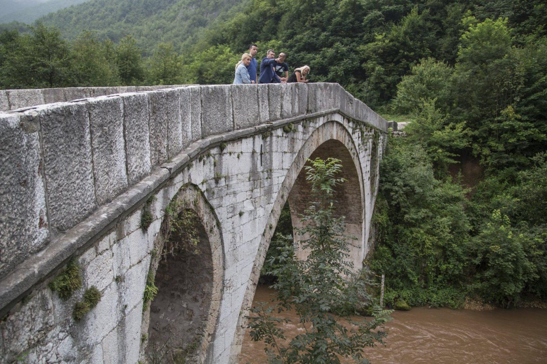 Uređenje historijskog puta Bentbaša-Kozija ćuprija: Vraćanje iz zaborava i obogaćivanje turističke ponude Sarajeva