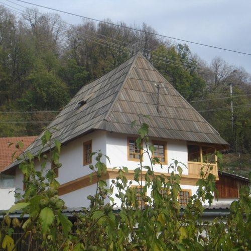 Nacionalni spomenici: Kuća Mare Popović u Gračanici