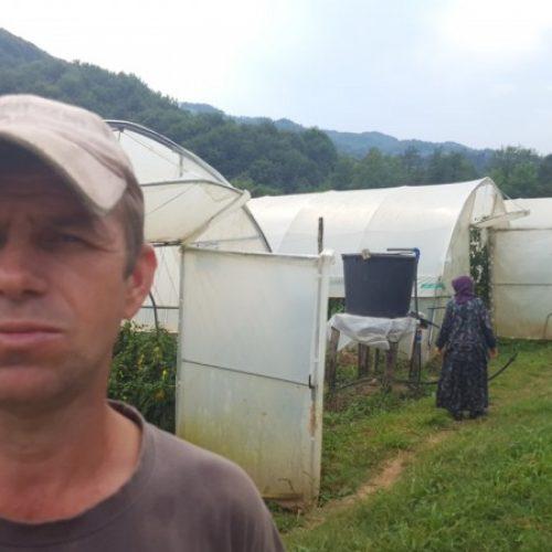 Podrinje: Ramiz Kostijerevac iz Novog Sela uspješan u plasteničkoj proizvodnji