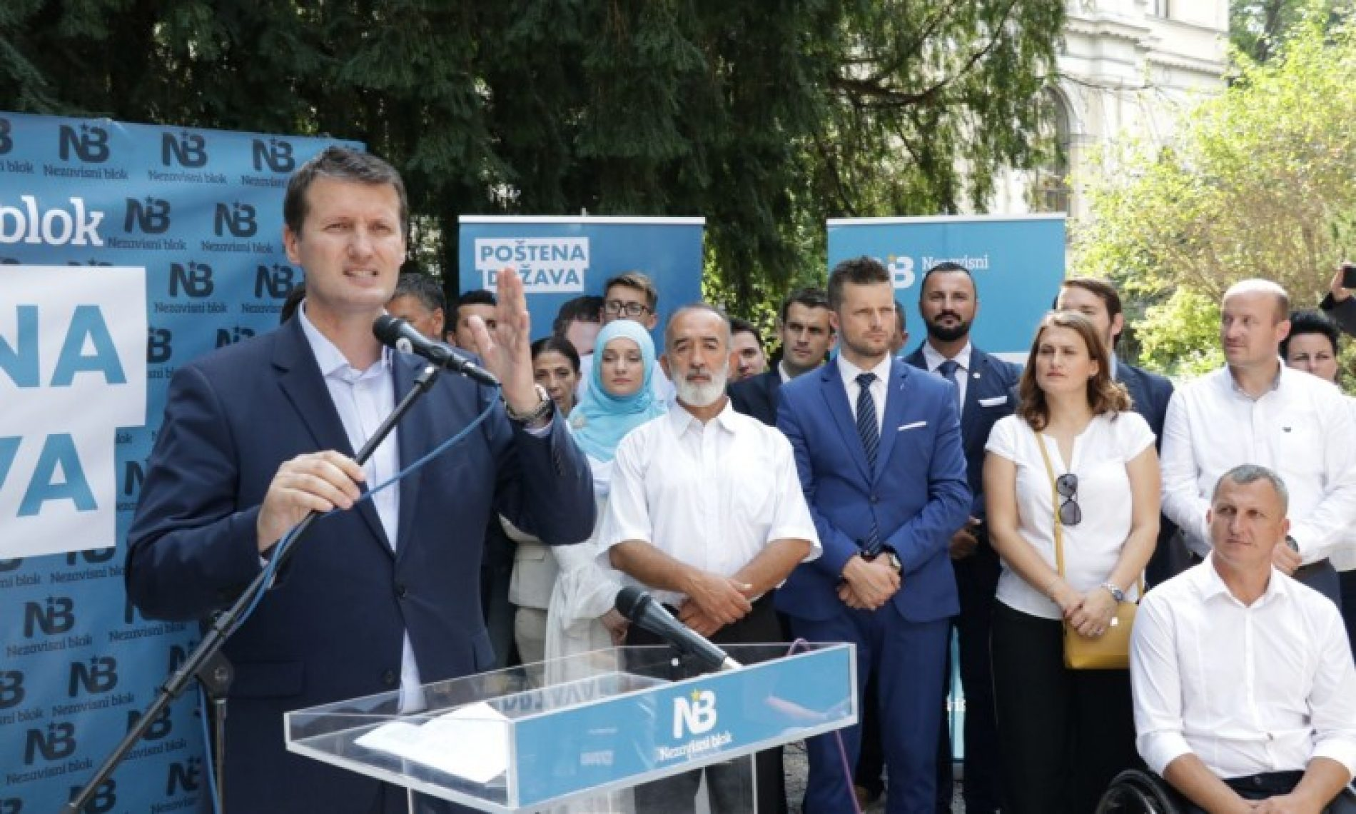 Šepić: Narod u Bosni i Hercegovini je svjestan da nam treba nova politika