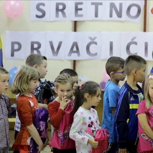 Nova školska godina: U Sarajevu i Goraždu rast broja osnovaca