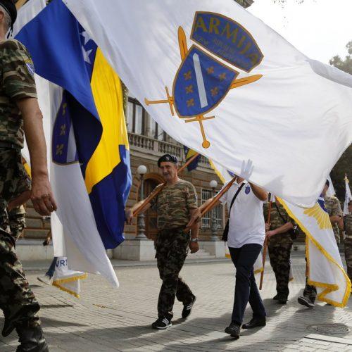 Uz 26. godišnjicu 1. korpusa A RBiH: Više od 6.000 boraca položilo život u odbrani Bosne i Hercegovine