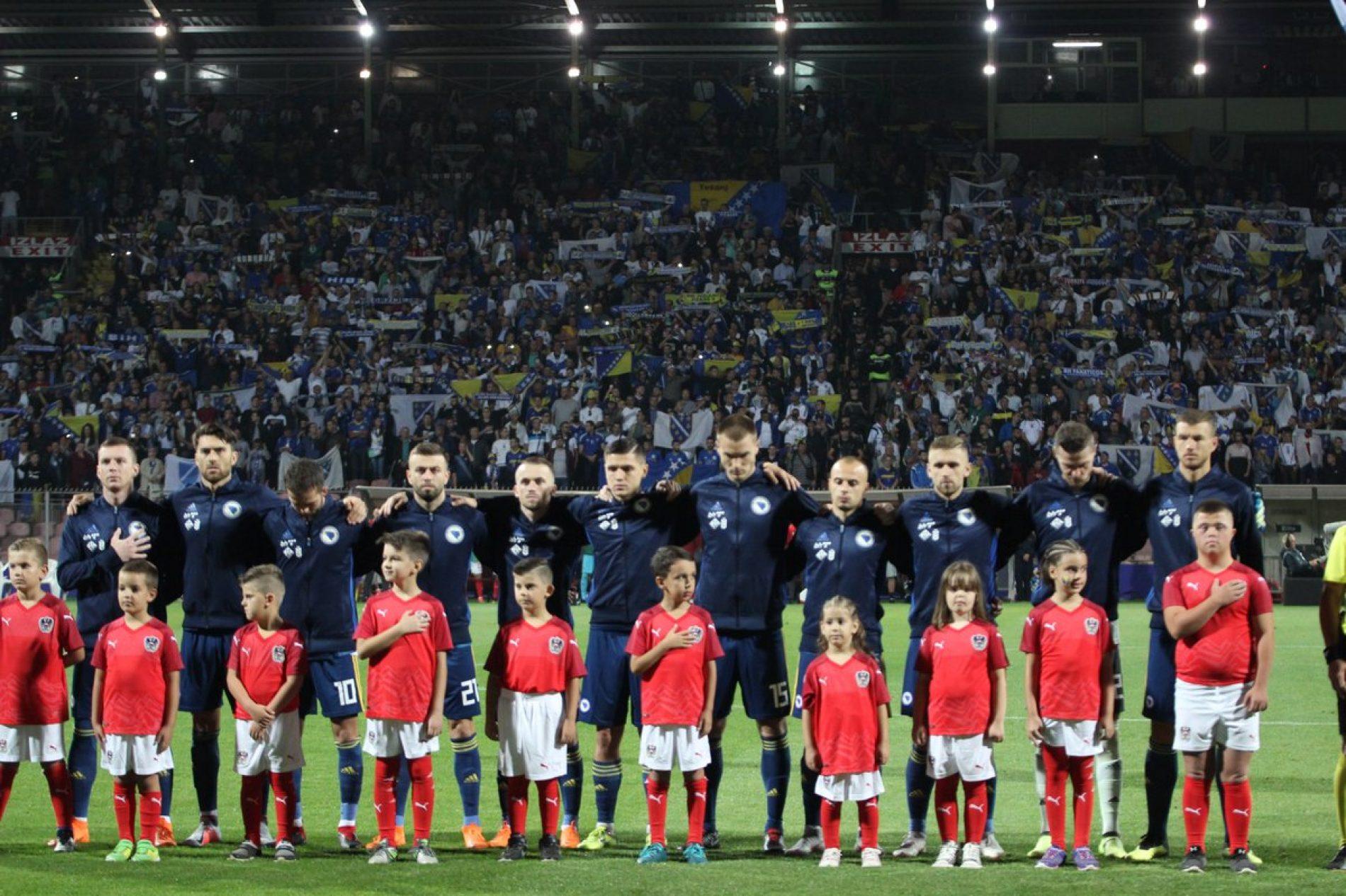 Liga nacija: Bosna nadjačala Austriju!